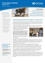 Afghanistan Humanitarian Bulletin Issue 64 (01 - 31 May 2017)