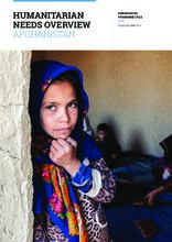 Afghanistan: Humanitarian Needs Overview (2020)