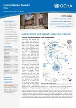 Iraq Humanitarian Bulletin December 2016 | Issued on 15 January 2017