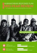 Afghanistan: 2017 Humanitarian Response Plan - Mid-Year Review (January - June 2017)