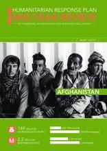 Afghanistan: 2017 Humanitarian Response Plan - Mid-Year Review (January - June 2017)