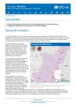 RD Congo - Nord-Kivu : Note d'informations humanitaires du 12 fevrier 2018