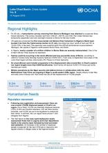 Lake Chad Basin: Crisis Update No. 6 - 15 August 2016