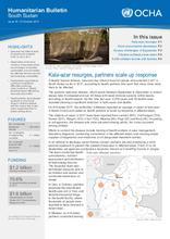 South Sudan: Humanitarian Bulletin Issue 16 (27 Oct 2017)