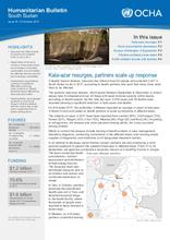 South Sudan: Humanitarian Bulletin Issue 16 (27 Oct 2017)