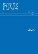 Yemen Humanitarian Needs Overview, 2016 (English and Arabic)