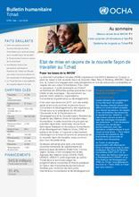 Tchad : Bulletin Humanitaire de mai-juin 2018 (24 août 2018)