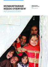Afghanistan: Humanitarian Needs Overview (2021)