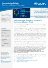 Humanitarian Bulletin Southern and Eastern Africa region, Issue 02, April 2016