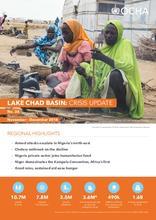 Lake Chad Basin: Crisis update No.26 : November - December 2018