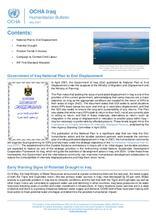 Iraq: Humanitarian Bulletin, May 2021 [EN]