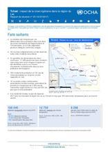 Tchad: impact de la crise nigériane dans la région du Lac - rapport de situation n°25 (10/07/2017)