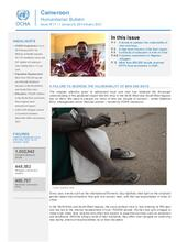 Cameroon : Humanitarian Bulletin - Issue N°17, January to February 2021