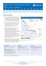 Tchad : impact de la crise nigériane dans la région du Lac - Rapport de situation no 29 (26/04/2018)