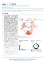 ETHIOPIA Humanitarian Access Situation Report May 2019