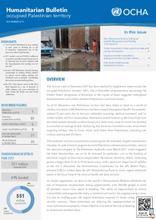 The Monthly Humanitarian Bulletin | November 2017