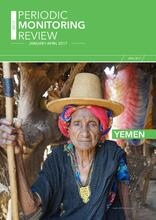 Yemen Periodic Monitoring Review, January - April 2017