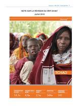 Tchad - Plan de Réponse Humanitaire 2018 Révisé (Sep 2018)