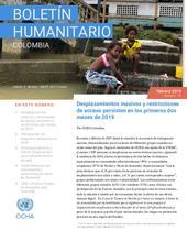 Boletín Humanitario Febrero 2019