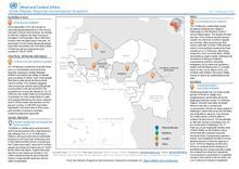 Afrique de l'ouest et du centre: Aperçu humanitaire hebdomadaire 18 - 24 février 2020 [FR/EN]