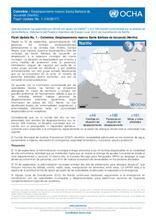 Colombia – Inundaciones en el departamento de Nariño: Municipio de Arboleda. Flash Update No. 1 (07/02/17) [CLONED]