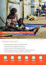 Lake Chad Basin: Crisis update No.24 May - June 2018