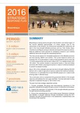 Mozambique: Strategic Drought Response Plan 2016