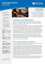 South Sudan: Humanitarian Bulletin, Issue 5   28 Mar 2017