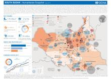 South Sudan: Humanitarian Snapshot (June 2017)