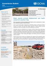 OCHA Iraq Humanitarian Bulletin - August 2018