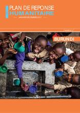 Burundi : Plan de reponse humanitaire 2017