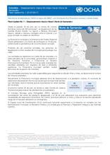Colombia – Desplazamiento masivo Hacarí (Norte de Santander) Flash Update No. 1 (22/07/2017)