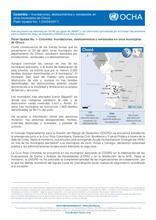 Colombia – Emergencia por vendaval, inundaciones y deslizamientos en Bahía Solano y Juradó (Chocó) Flash Update No. 1 (07/06/2017)