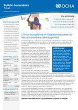 Tchad : Bulletin Humanitaire n°5 (31 Décembre 2018)