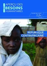 RCA: IASC Aperçu des Besoins Humanitaires (oct 2016)