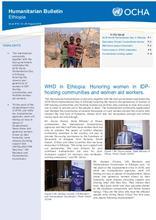 Ethiopia Bi-Weekly Humanitarian Bulletin, 12 – 26 August 2019