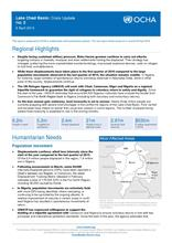 Lake Chad Basin: Crisis Update No.2 - 6 April 2016