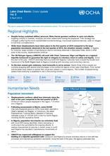Lake Chad Basin: Crisis Update No.2 - 6 April 2016