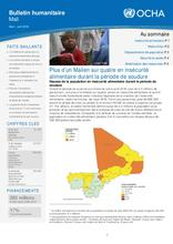 Mali : Bulletin d'information humanitaire mars-avril 2018 / Mali: Humanitarian information bulletin March-April 2018