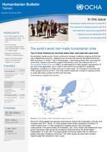 Yemen Humanitarian Bulletin Issue 30 | 28 January 2018 [EN/AR]