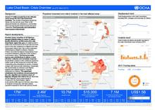 Lake Chad Basin: Crisis Overview (as of 07 March 2017)