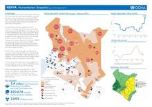 Kenya: Humanitarian Snapshot (as of 09 October 2017)