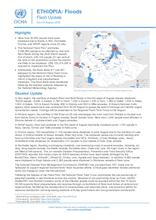 Ethiopia – Floods Flash Update No.2 , As of 06 AUG 2020