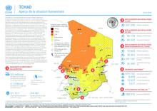 Tchad - Aperçu de la situation humanitaire (août 2020)