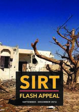 SIRT Flash Appeal - Sep to Dec 2016