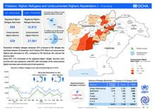 Pakistan: Afghan Refugees and Undocumented Afghan Repatriation 07 - 13 Oct 2018
