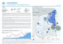 Mozambique: Cabo Delgado - Access Snapshot, February 2021