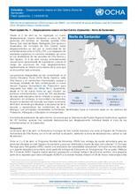 Colombia – Flash Update No. 1: Desplazamiento en San Calixto (Norte de Santander)