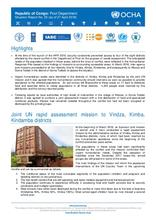 Republic of Congo: Pool Department Situation Report No. 05 (as of 27 April 2018) [EN/FR]