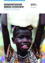 South Sudan: Humanitarian Needs Overview 2020